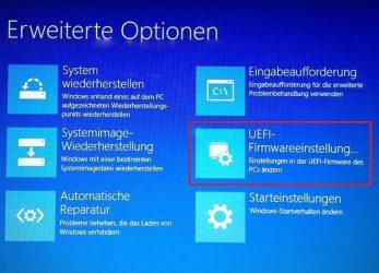 Как зайти в bios Windows 8?