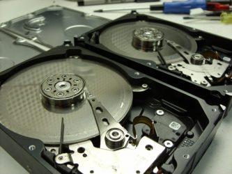 Восстановление данных с поврежденного жесткого диска