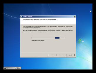 Загрузка файлов при запуске Windows 7